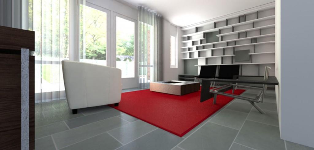 3D Huiskamer